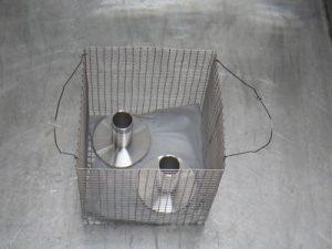 stainless steel vacuum chambers