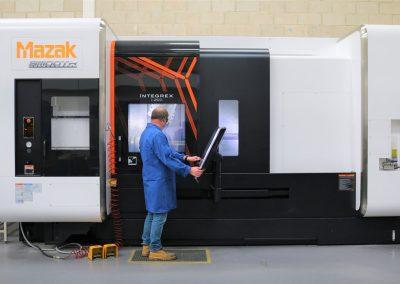 Mazak Integrex I200 - 5 Axis CNC Machining