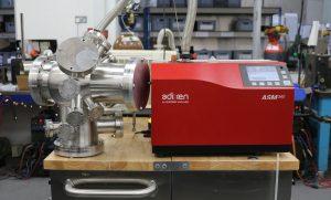 stainless steel vacuum chamber leak detection